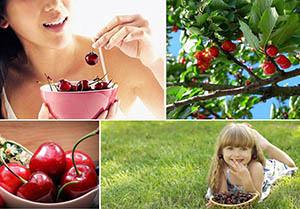 Beneficios saludables de las cerezas
