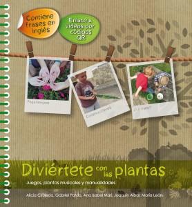 Libro Diviértete con las plantas