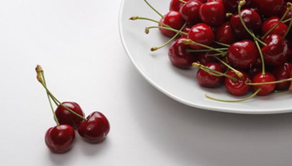 Equilibra tu dieta con cerezas