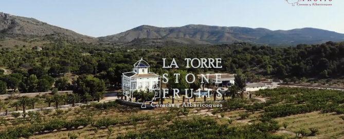 La Torre Stone Fruits campaña 2020